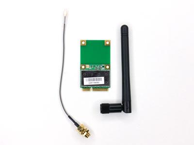 mini-itx com: AW-NE785 Atheros Chipset Mini PCIe Wireless