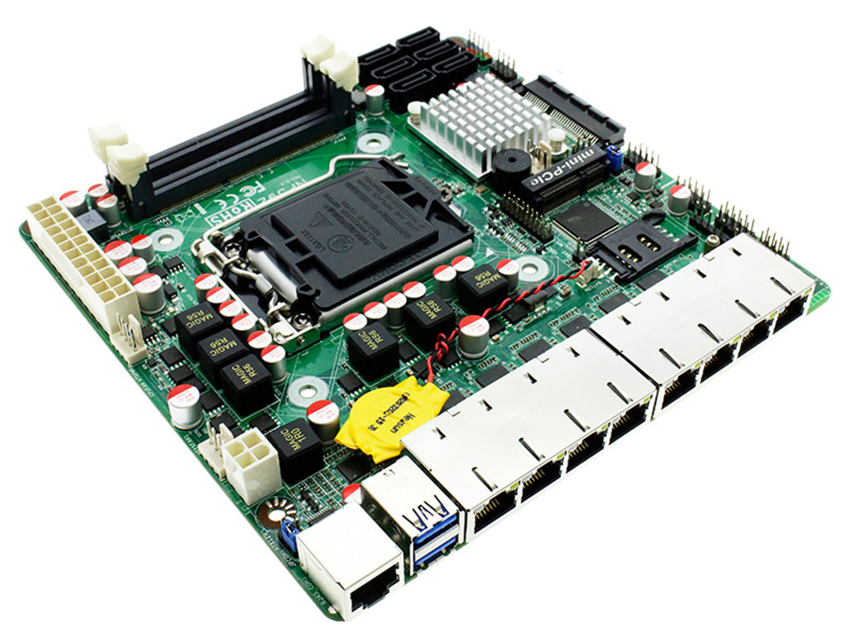 Intel I211 Lan Issue