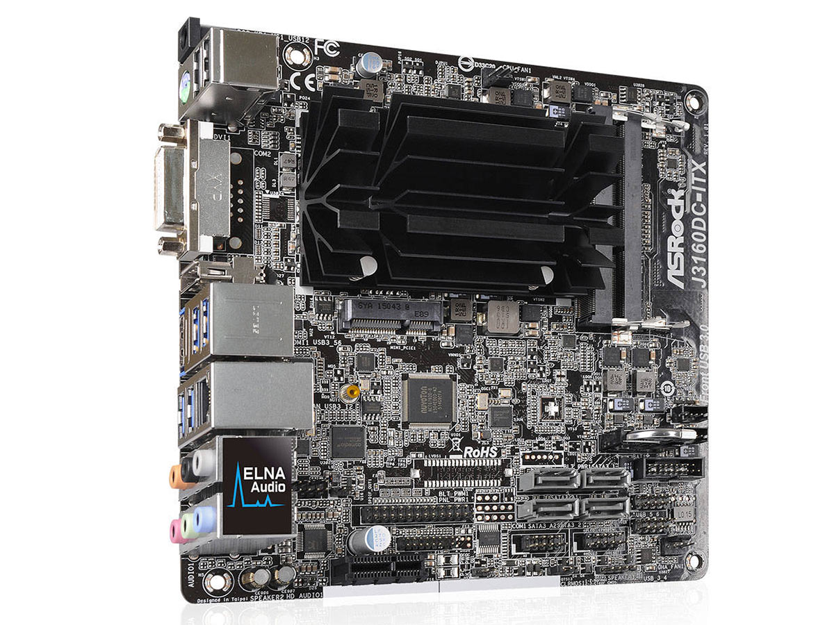 ASRock J3160DC-ITX Realtek LAN Driver for Windows