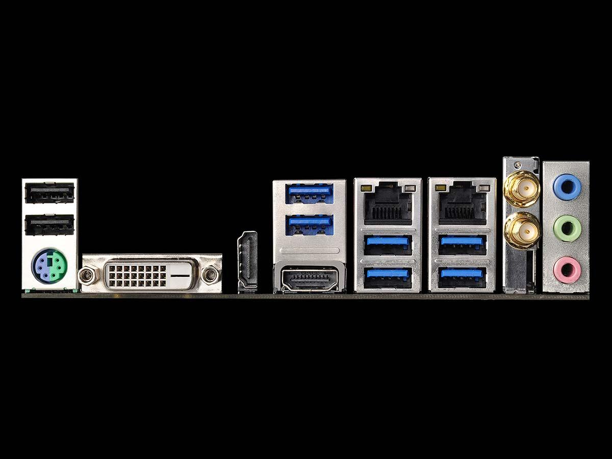 Asrock H270m Itx Ac Motherboard Intel Pentium G4600 36ghz Kabylake Socket 1151 Kaby Lake Mini Board With 2x Lan 6x Sata M2 And 80211ac Wifi