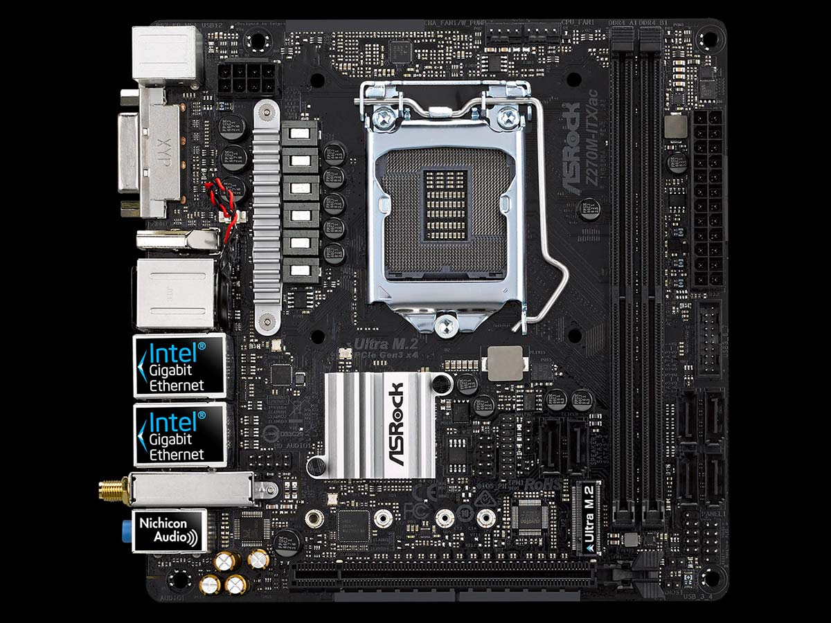 ASROCK Z270M-ITX/AC MOTHERBOARD DRIVER FOR WINDOWS 8