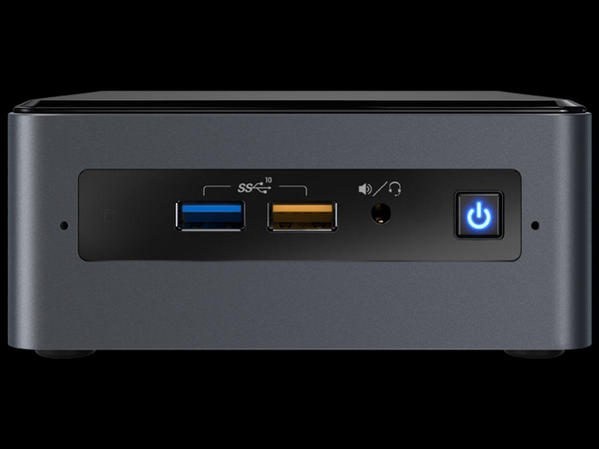 mini-itx com: Intel NUC8i3BEH Mini PC