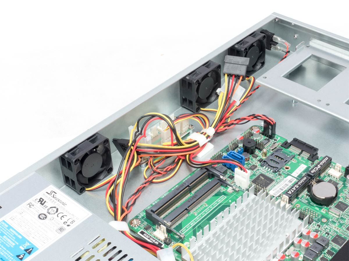 mini-itx com - store - NA200 - Short Depth Low Power